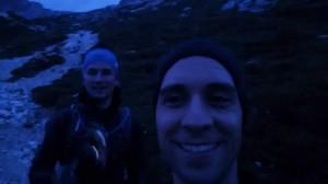 Superluna selfie